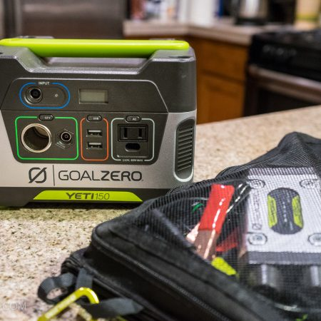 image for VanLife Weekend with the Goal Zero Yeti 150 Portable Power Station