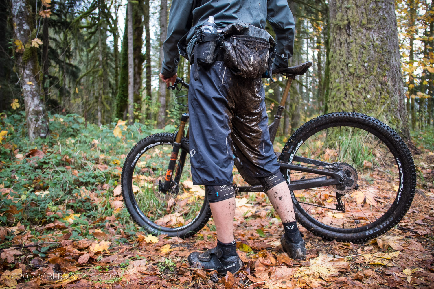 Review: Pearl Izumi MTB WxB Waterproof Shorts