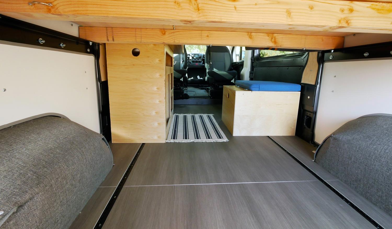 Wayfarer Vans Plug N Play Camper Conversion Kits