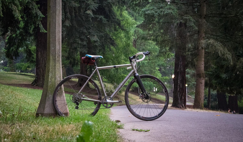 Kona Ti Rove – Building the Ultimate Portland Bike