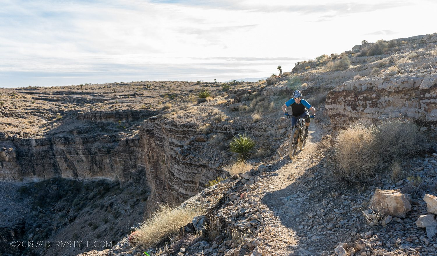 Escape from Portland: Southwest Ridge Trails — Las Vegas, Nevada