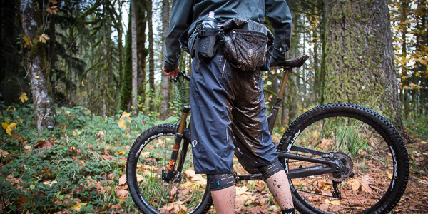 Review: Pearl Izumi MTB WxB Waterproof Shorts feauted image
