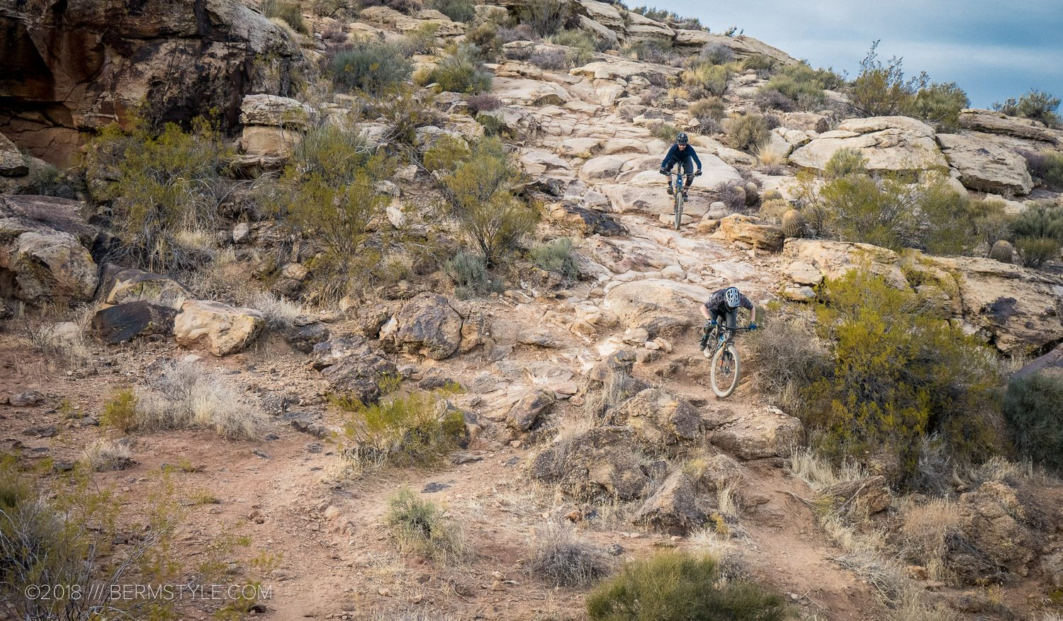 St. George, Utah: the Barrel Trail
