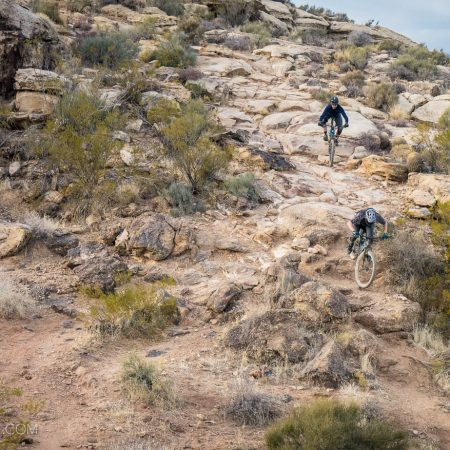 image for St. George, Utah: the Barrel Trail