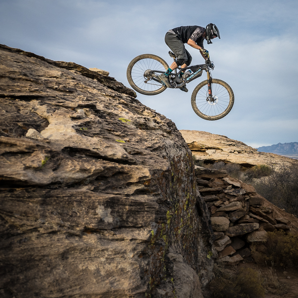 St. George, Utah: the Barrel Trail feauted image