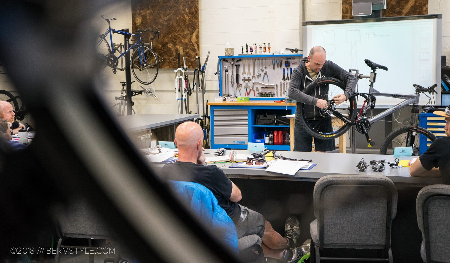 Revisiting Bike School: the United Bike Institute