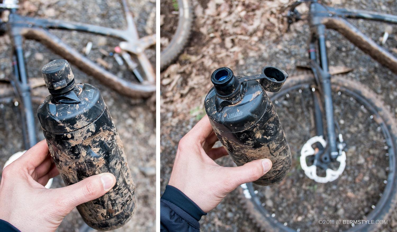 Camelbak Podium Water Bottle Mud Cap