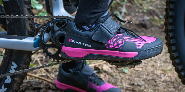 Five Ten Hellcat Pro Women's Clipless Shoes feauted image