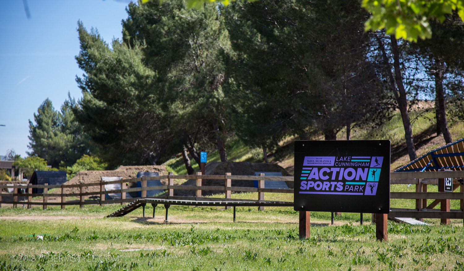 Lake Cunningham Action Sports Park, San Jose