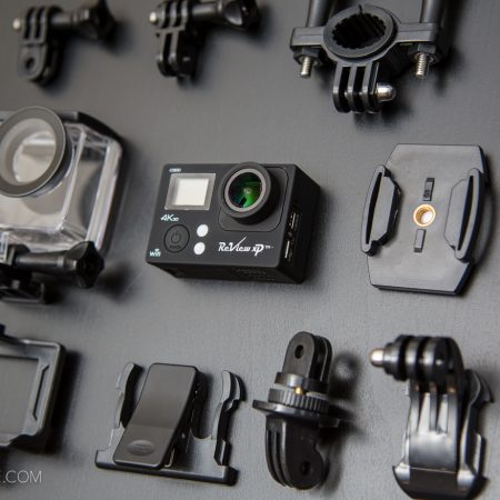 image for Review XP C300 4k Action Camera