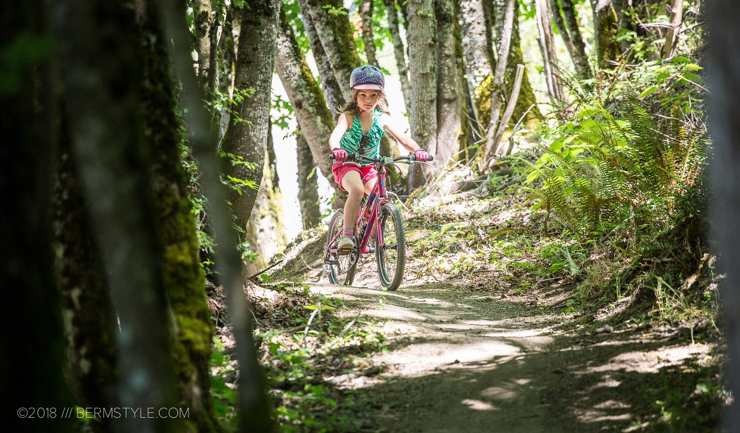 2018 Take a Kid Mountain Biking Day at Gateway Green