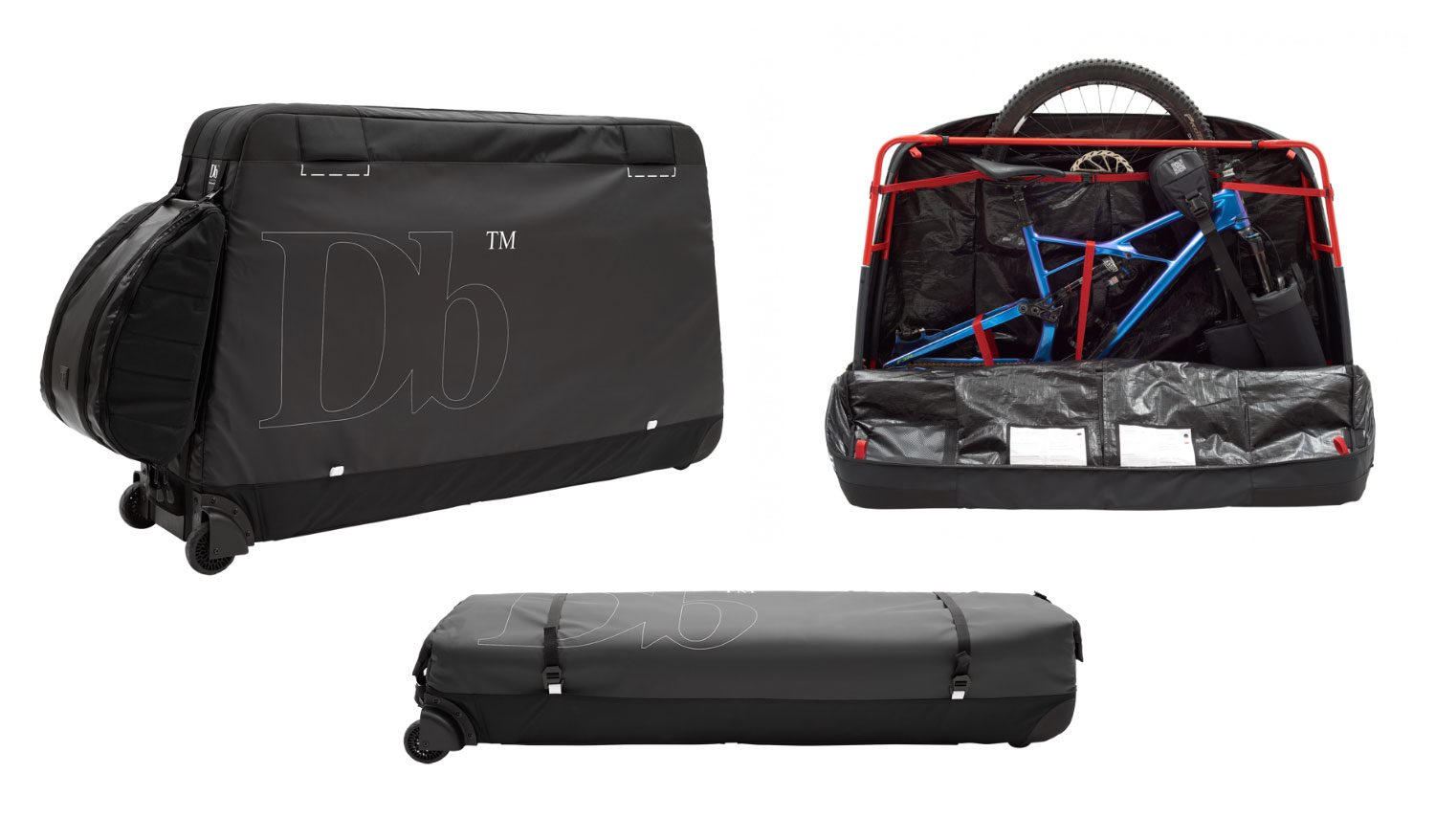 DoucheBags Savage Bike Travel Case