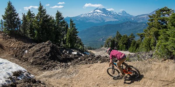 Bachelor Bike Park: New Flow Trail Construction feauted image