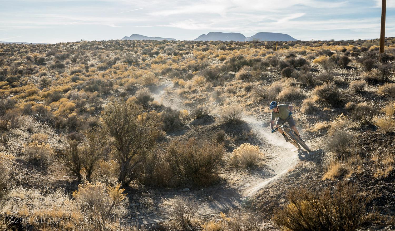 Gould Rim Trail, Hurricane, Utah