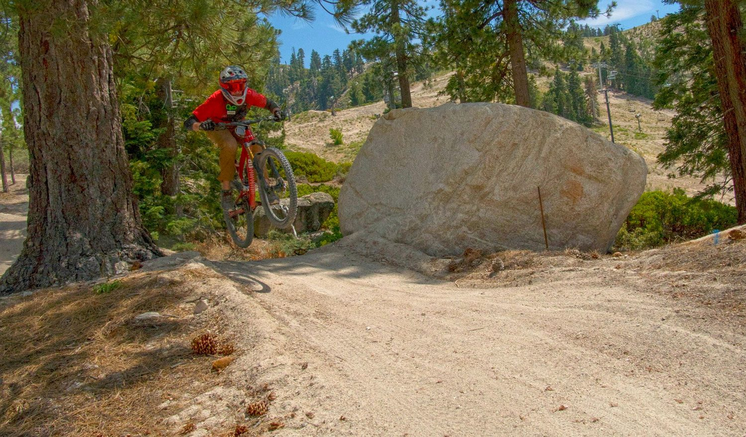 Snow Valley is SoCal's Newest Ski Lift Served MTB Destination