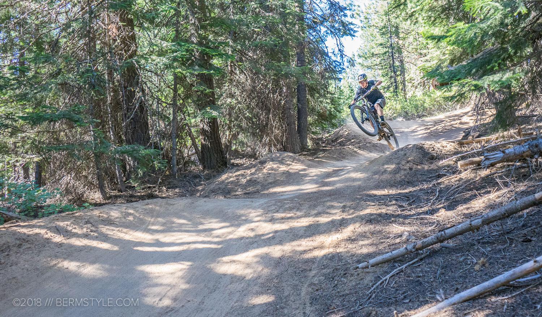Tiddlywinks Trail. Bend, Oregon