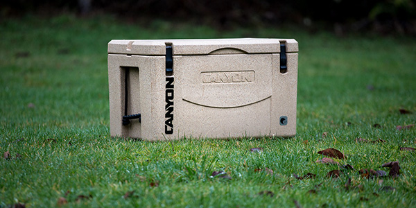 Canyon Cooler Outfitter 55 Ice Chest Review feauted image