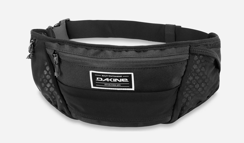dakine hot laps stealth hip bag