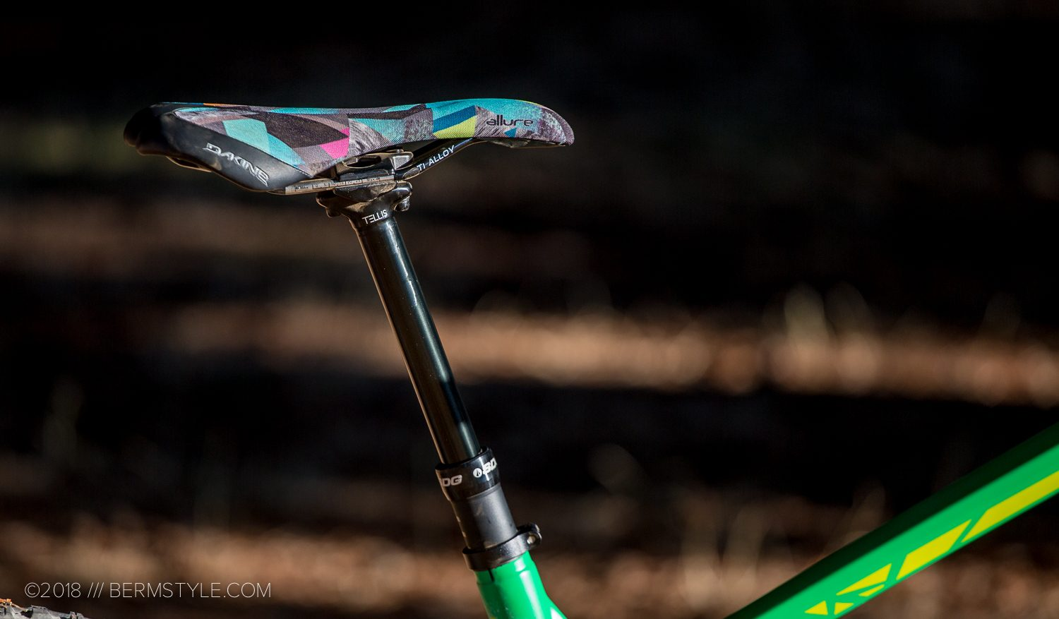 Fresh Gear: SDG Tellis Dropper Post