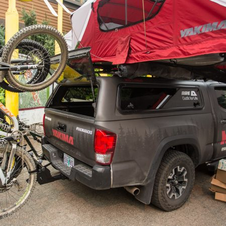 image for Preview: Yakima HangOver Vertical Bike Rack