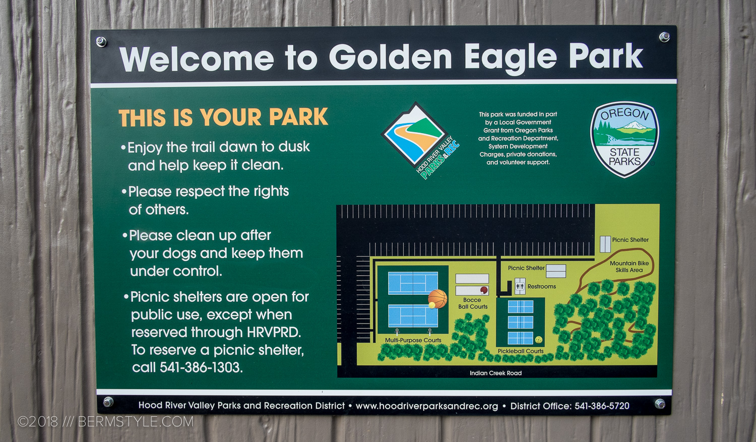 First Look: the New Paved Pump Track at the Golden Eagle