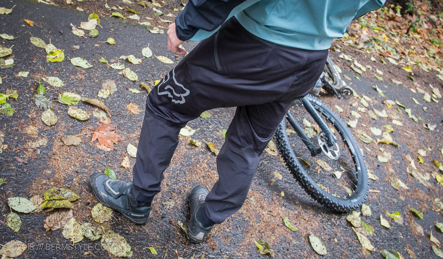 First Rides: Fox Attack Water Pants