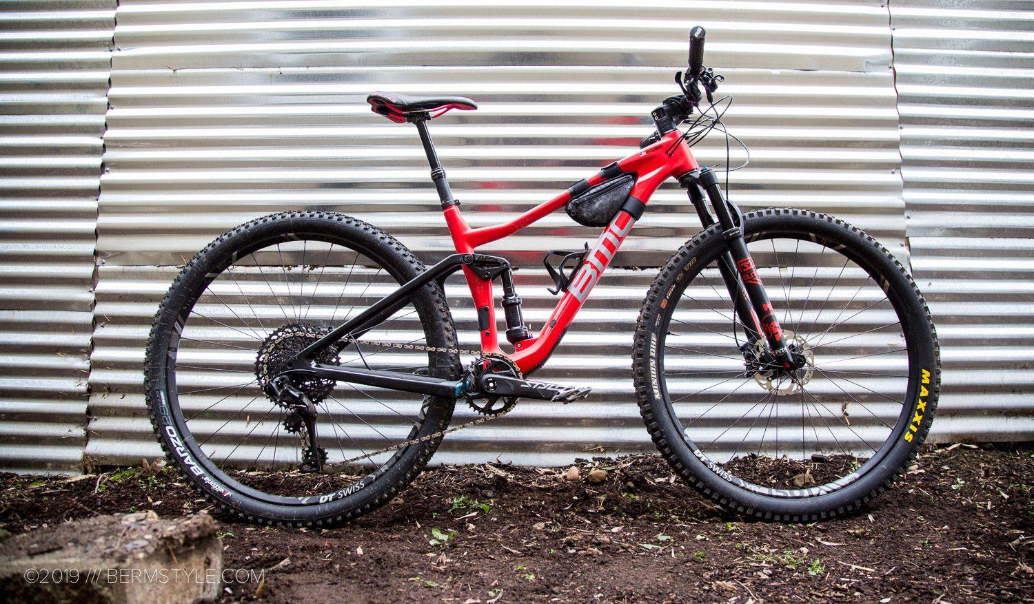 Fresh Gear: BMC Agonist 01 ONE