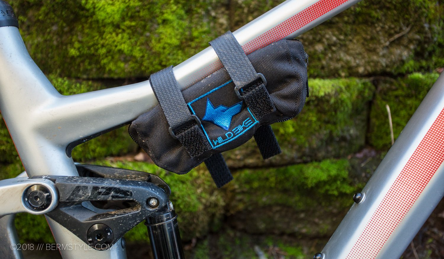 Review: Wild Bike Elements Frame Bag