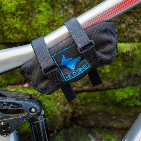 image for Review: Wild Bike Elements Frame Bag