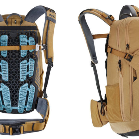 image for Evoc Neo 16L Backpack featuring new Airshield System