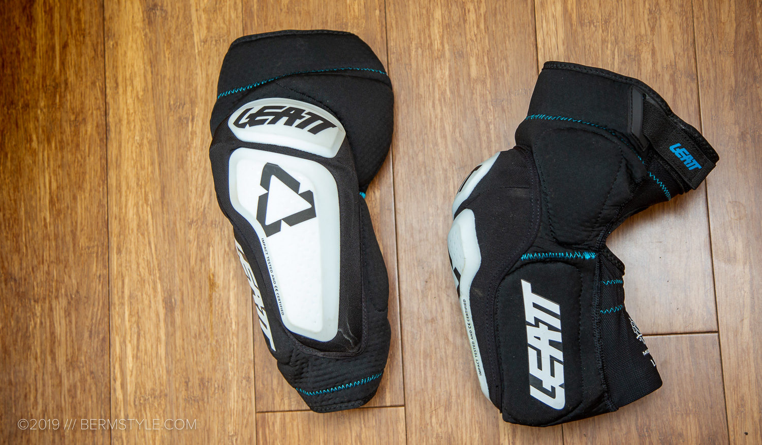 The Leatt 3DF 6.0 Knee Guards