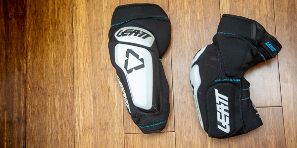 Leatt 3DF 6.0 Knee Guards Review feauted image