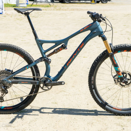 image for Whyte S-120 Carbon Works 120mm Trail Bike