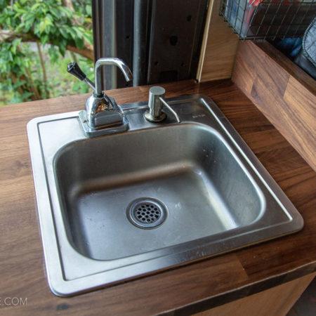 image for VanLife Part 5: Kitchen Sink Upgrade