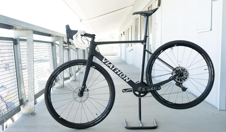 Viathon Carbon Gravel Bike – the Multi Surface G 1