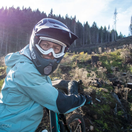 image for Review: Shred Brain Box Full Face MTB Helmet & Nastify MTB Goggles