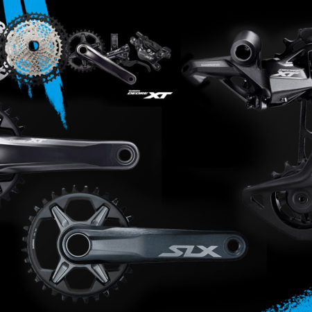 image for New Shimano XT and SLX: 12 Speed XT & SLX Groups Announced