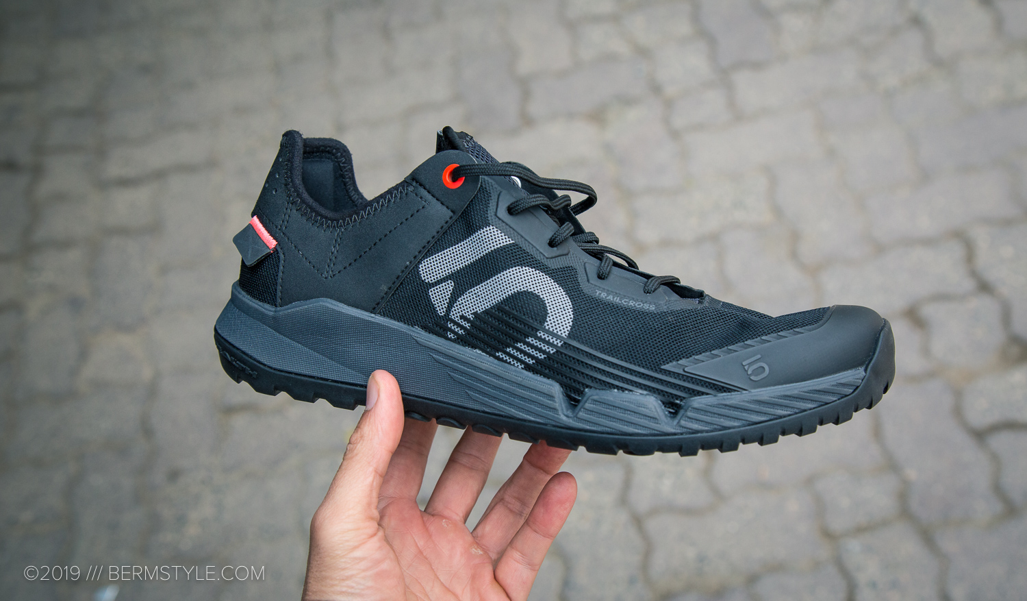 Crankworx New Shoe Preview: the TrailCross From FiveTen