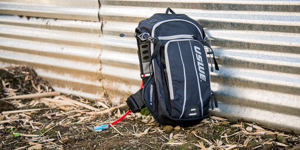 Review: USWE Airborne Low-profile Hydration Pack 9L feauted image